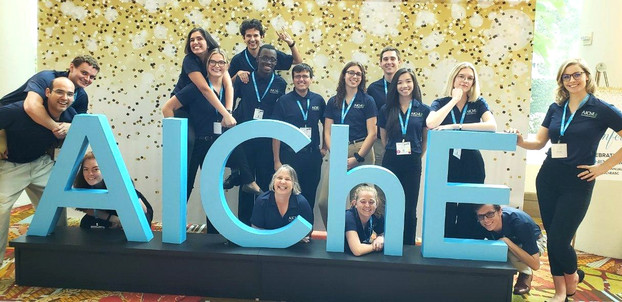 AIChE 2019 National Conference