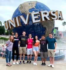 November 2019 - Trip to Universal Studios in Orlando, FL