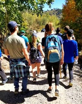 2017 Hiking & Camping Trip