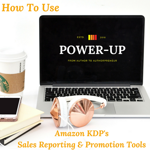 How To Use Amazon KDP's Sales Reporting & Promotion Tools
