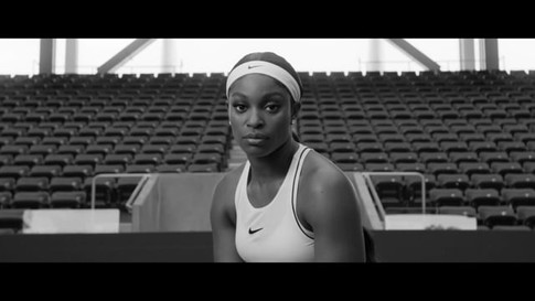 "IBM | US Open - ""Sloan Stephens - Passion Spot"" - Director's Cut"
