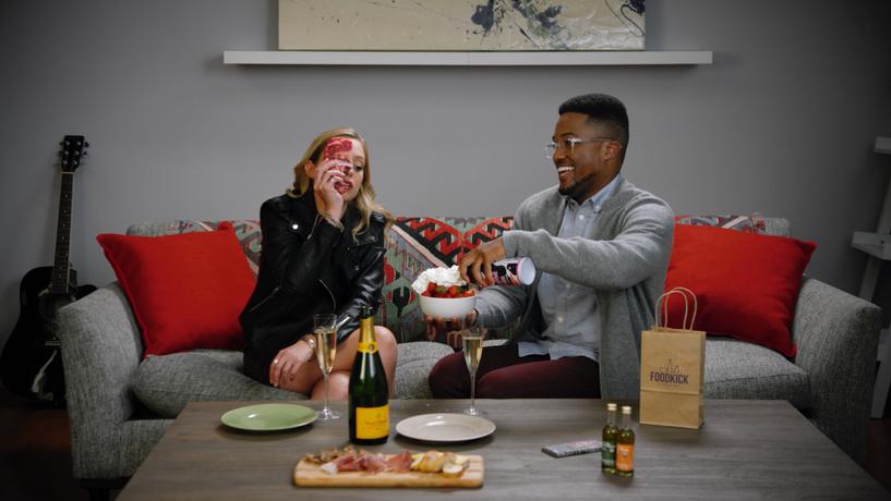 "FoodKick   ""Date Night"" - Director's Cut"