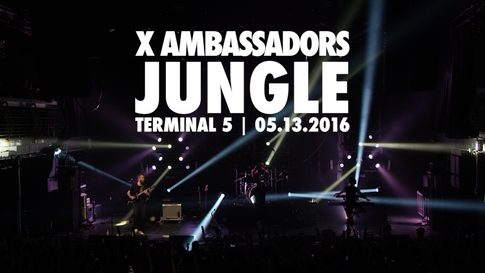 "X Ambassadors | ""Jungle Live"""