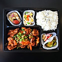 Spicy Chicken Bento Box