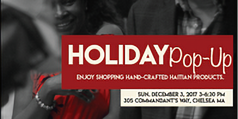 CHES, Inc Holiday Pop Up