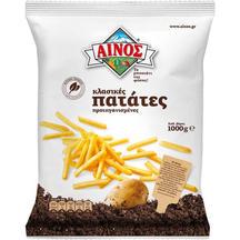 ΑΙΝΟΣ πατατες προτηγανισμένες κλασικές 1 κιλού