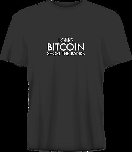 Playera Long Bitcoin