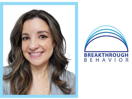 Breakthrough Behavior Welcomes Danae Medrano as New Clinical Director of California