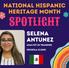 National Hispanic Heritage Month Spotlight: Selena Antunez
