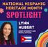 National Hispanic Heritage Month Spotlight: Lynn Hubert