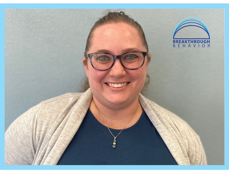 Amanda May Promoted to Director of Patient Access for Breakthrough Behavior