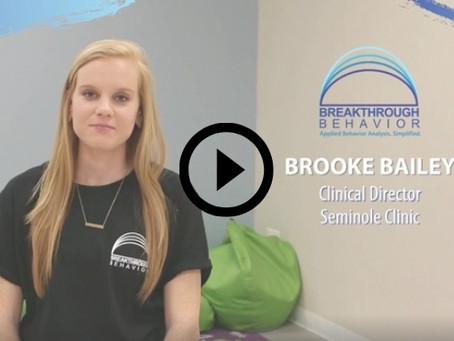 Welcome to Breakthrough Behavior's Seminole Clinic!