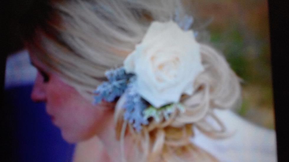Fresh Flower Hair Accessories