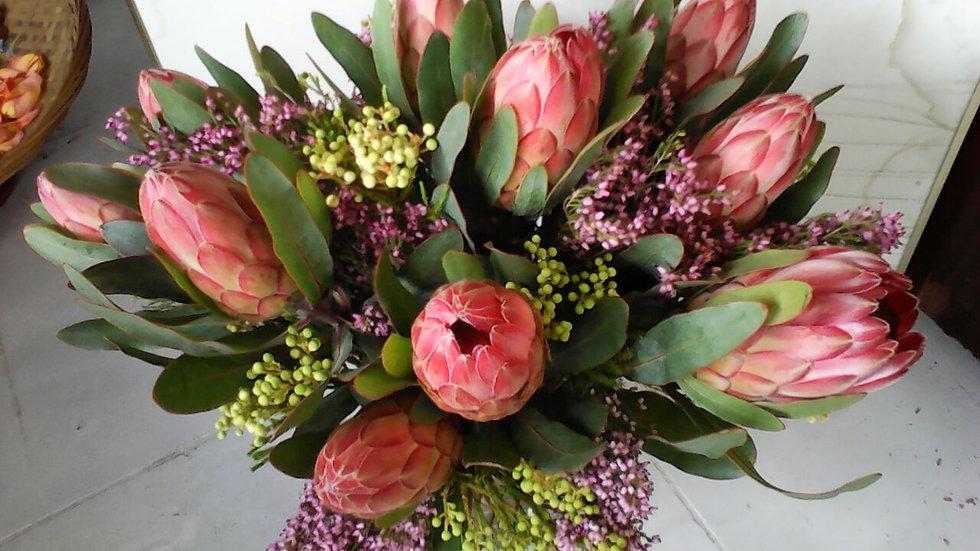 Protea and Fynbos Bunch