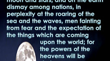 Prophetic Word for the 14th of September 2020