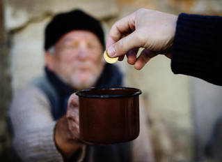 Kindness to the poor is a loan to the Lord - New Year Offerings