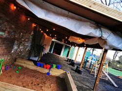 Let's make a sandcastle!