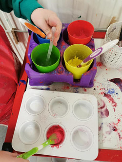 What colours can you make?