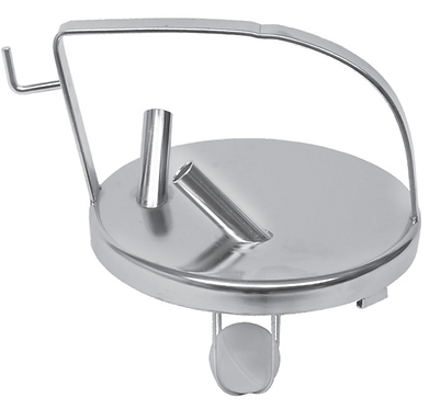 Stainless Trap Lid with Checkball