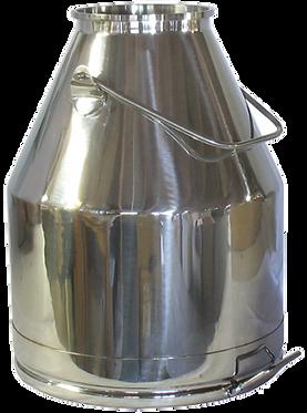 Stainless Steel Bucket - Short Handle