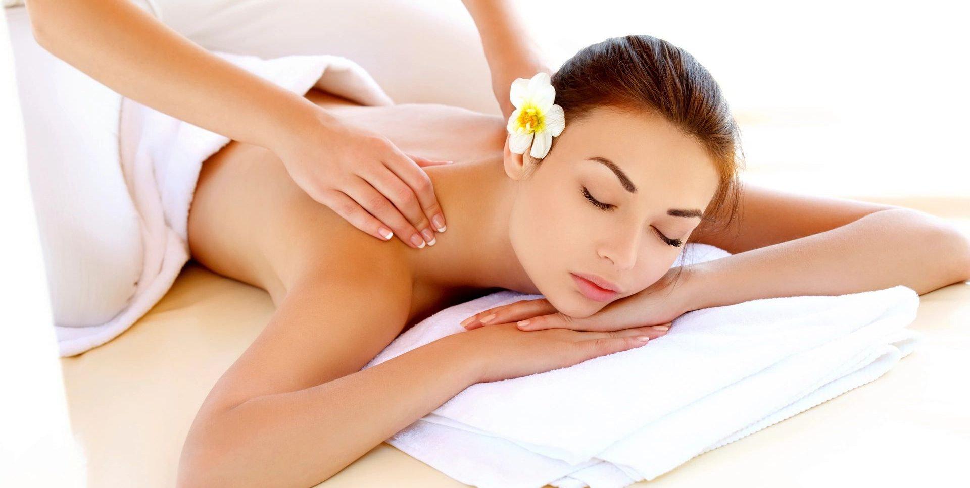 60 min Serenity Signature Massage