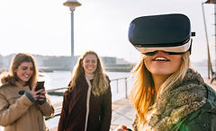 Lunettes de réalité augmentée