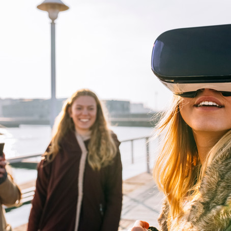 Shoppers Want An Augmented Reality experience - Survey Finds