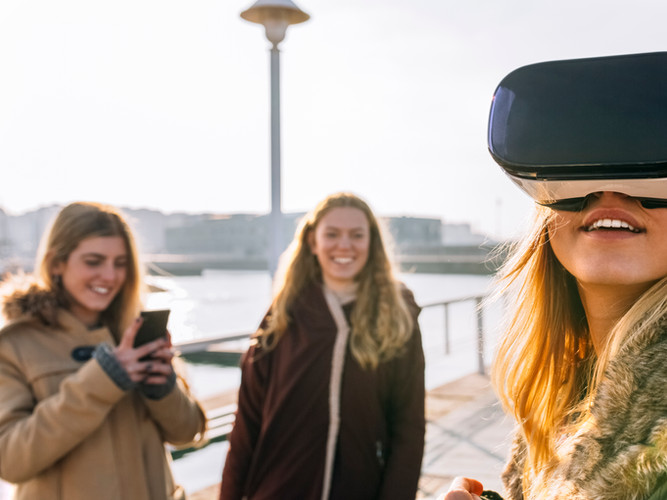 Augmented Reality Glasses