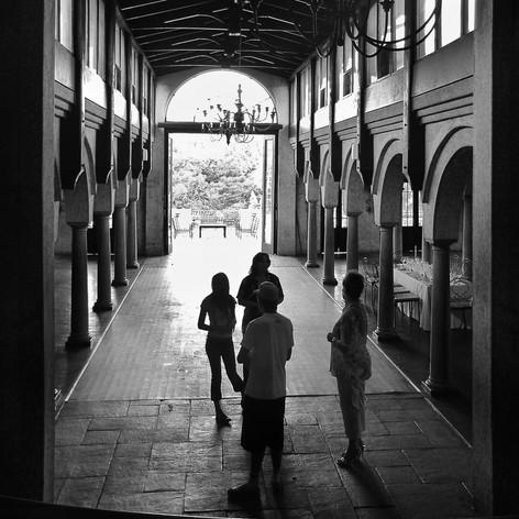 Roman Hallway - Avianto, Muldersdrift