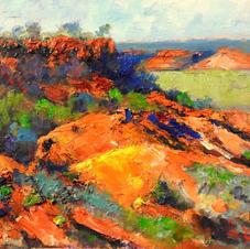 Outback Study No. 4
