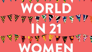 A history of the world in 21 women by Jenni Murray