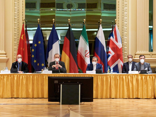 Nuclear negotiations between the U.S. and Iran. What's the deal?
