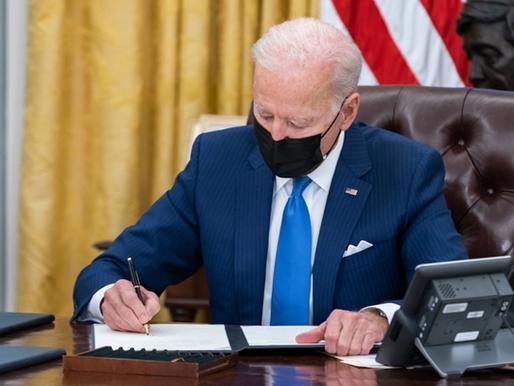 President Biden: off the radar or focused?