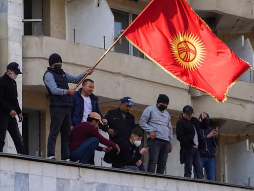 The Kyrgyz Revolt
