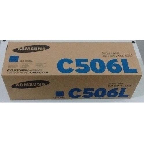 Toner Samsung CPL680 Cyan