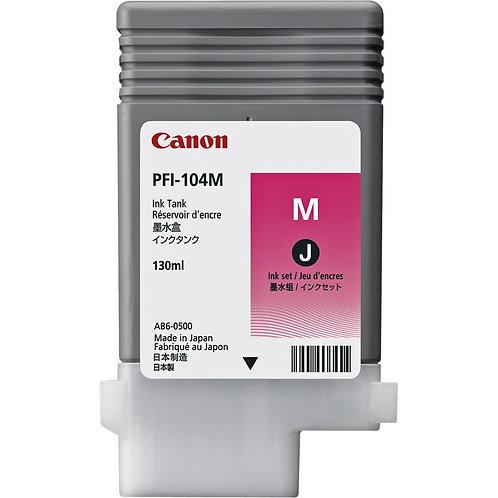 Cartucho de tinta Canon IPF 750 Magenta 130ml