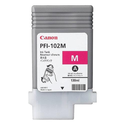 Cartucho de tinta Canon IPF 710 Magenta 130ml