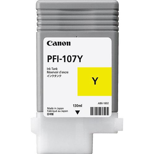 Cartucho de tinta Canon IPF 770 Amarillo 130ml