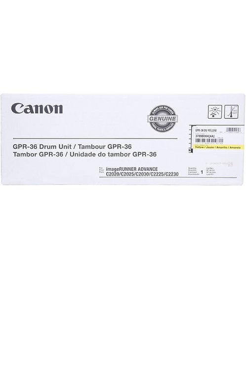 Cilindro Canon GPR36 Amarillo