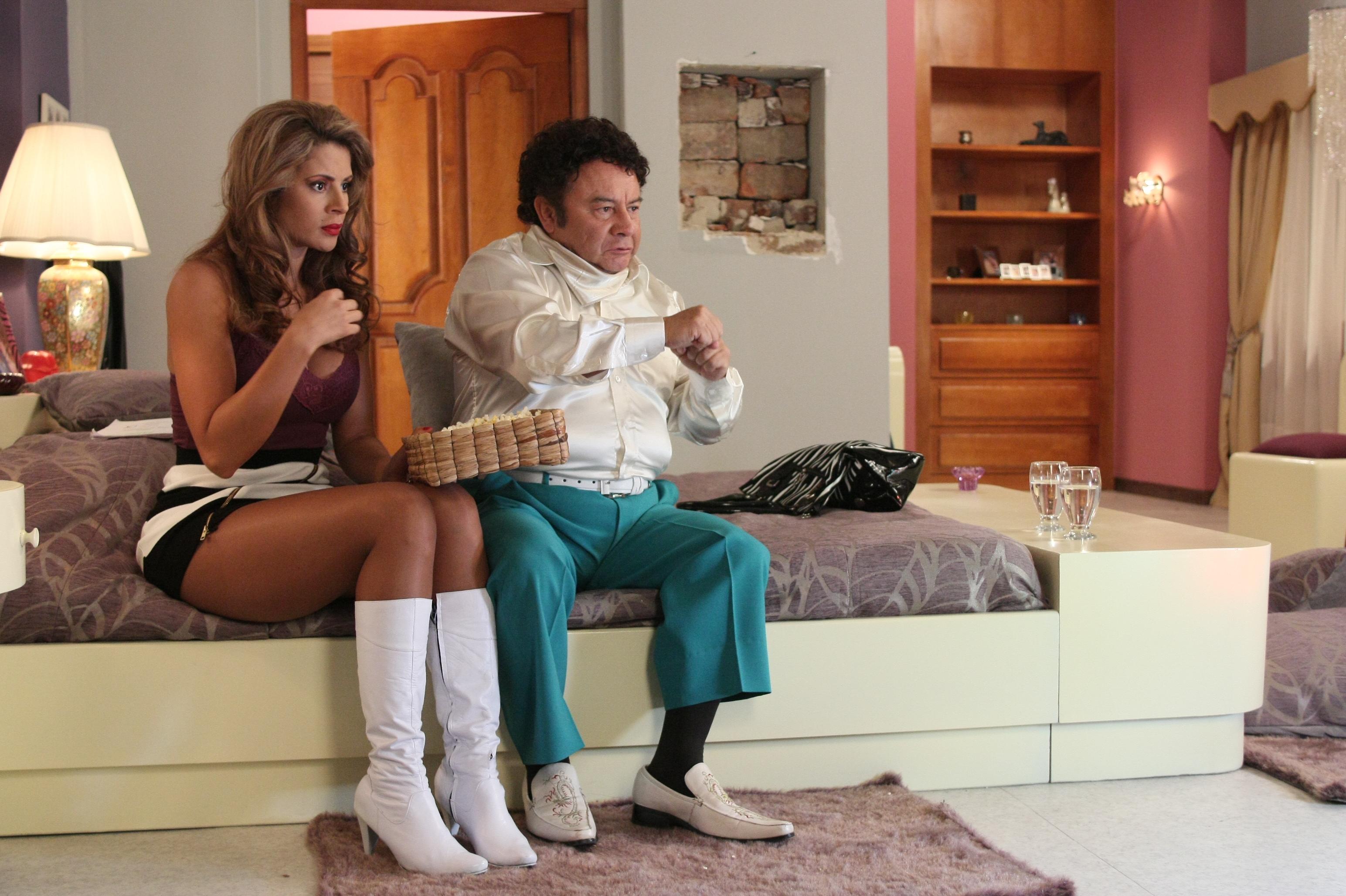 Nuevos ricos hab TV 80s