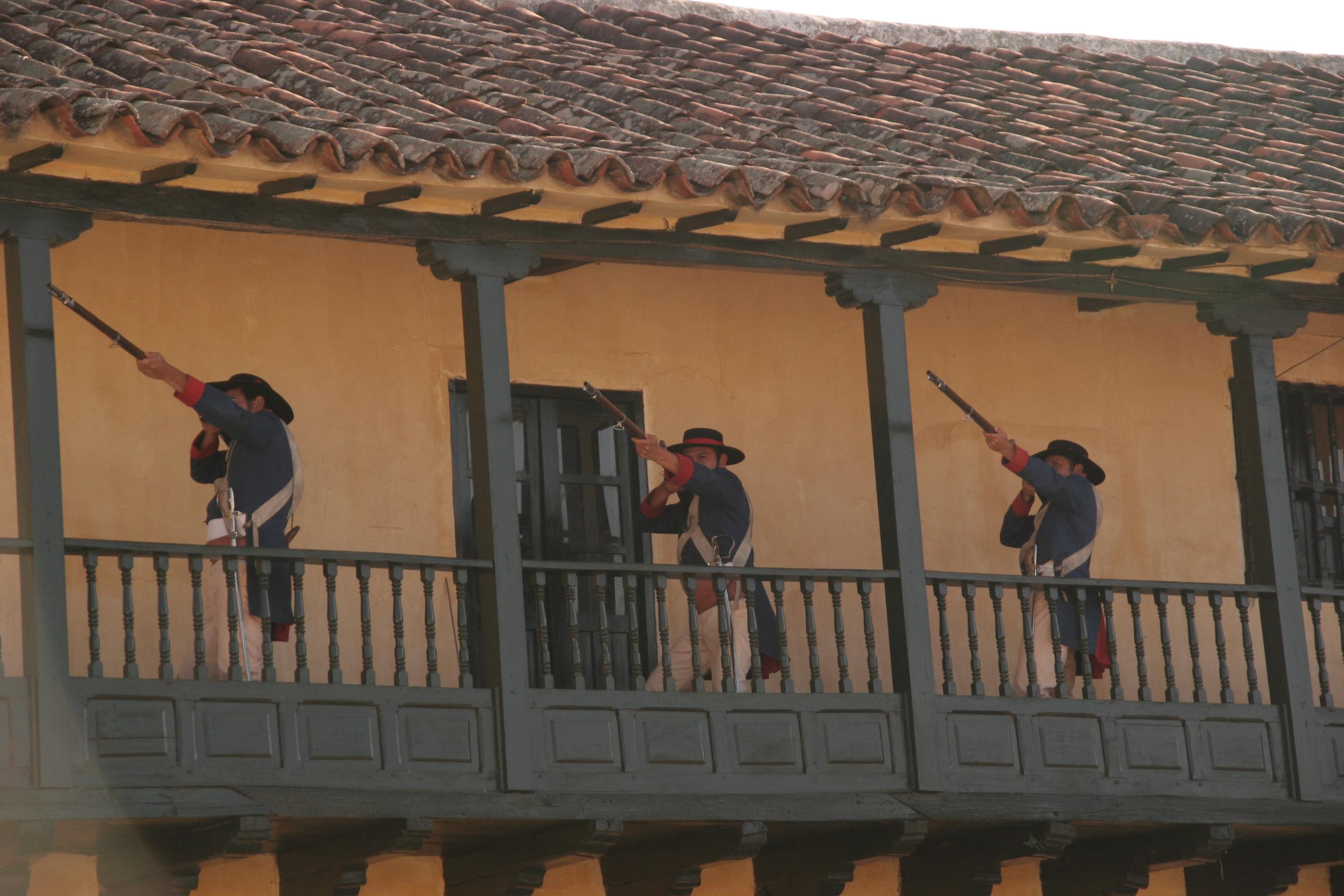 Cazan a El Zorro