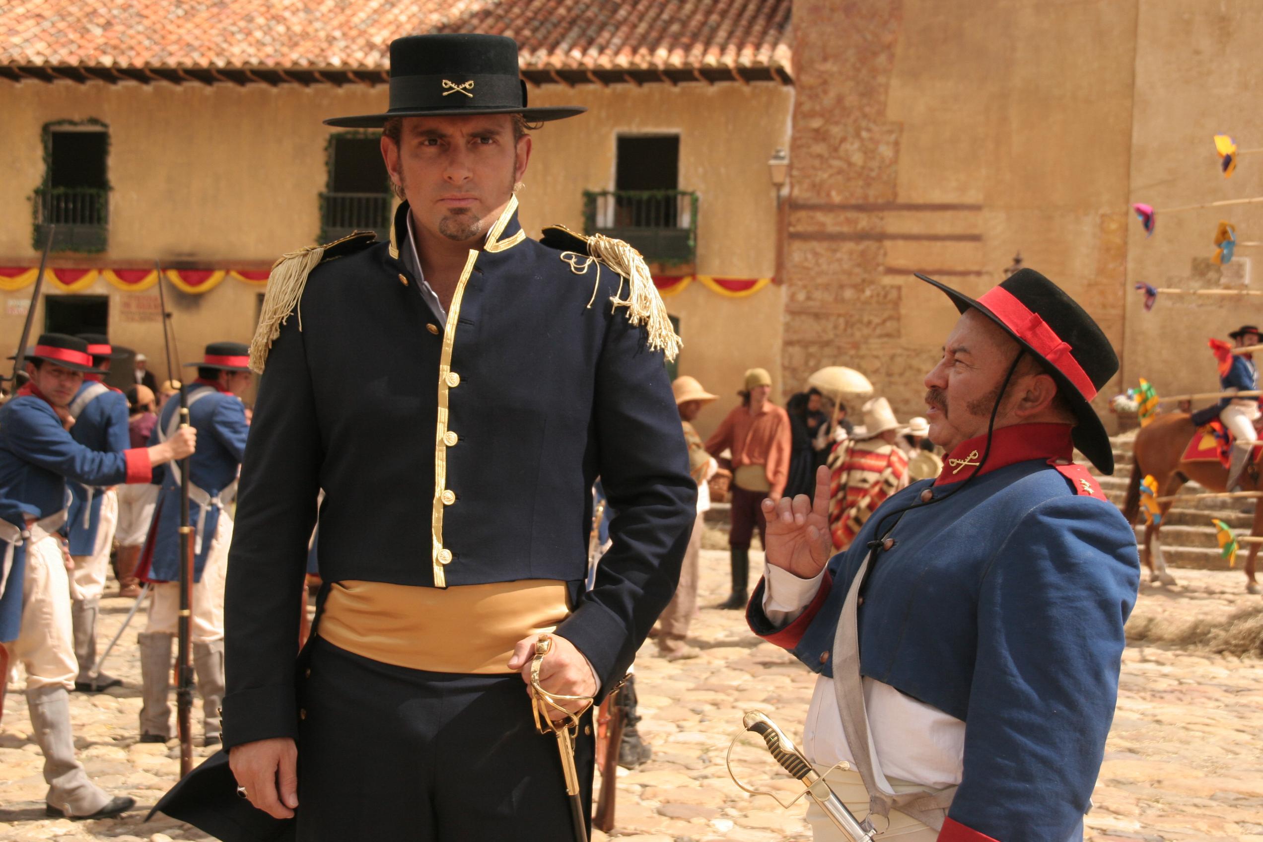 Gobernador y Garcia