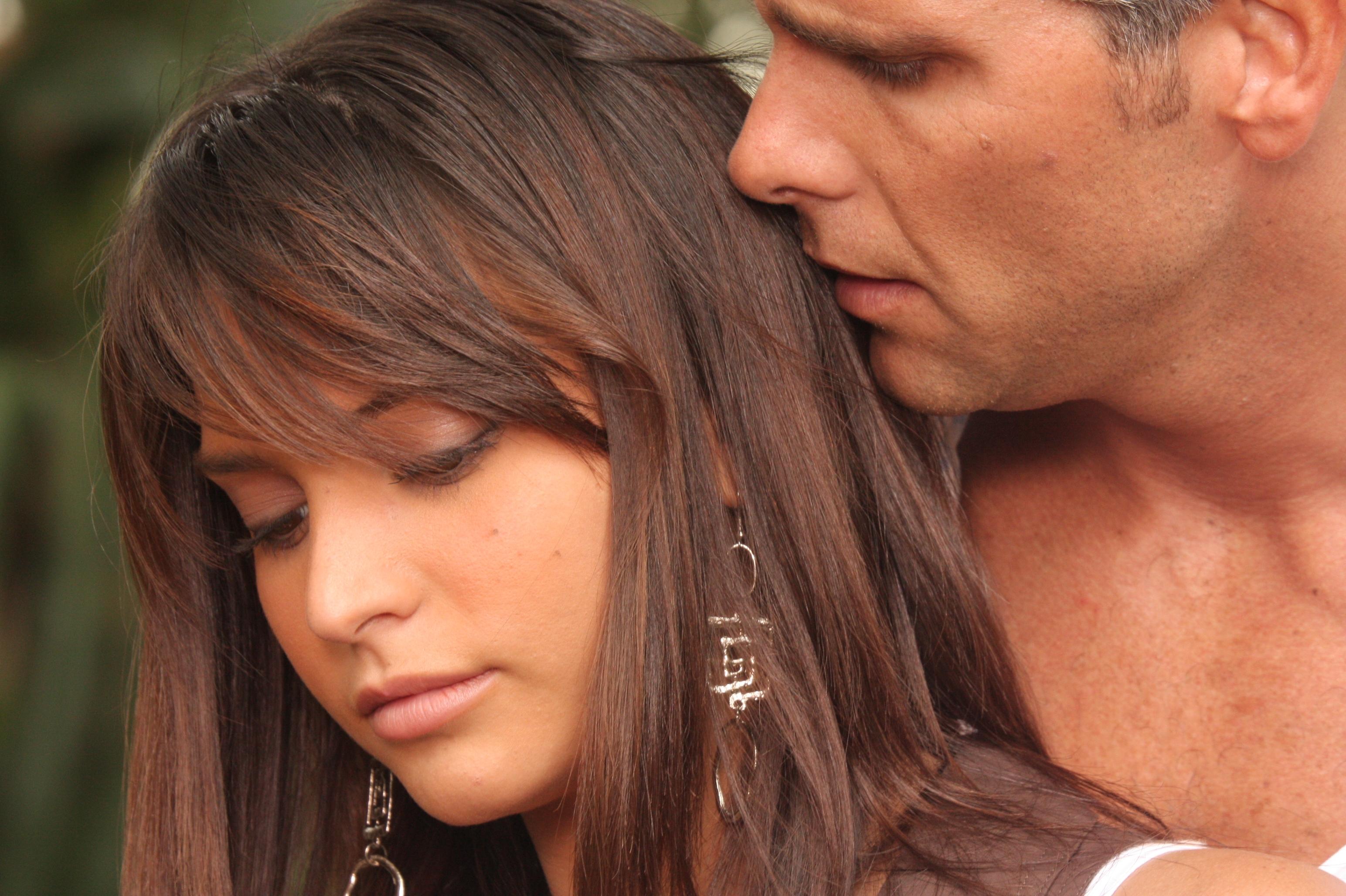 Marisela y Santos