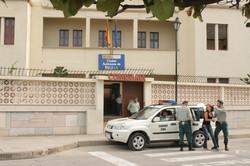 Guardia civil Melilla-Montaje en Cartagena