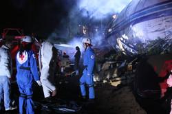 Accidente avión 1985