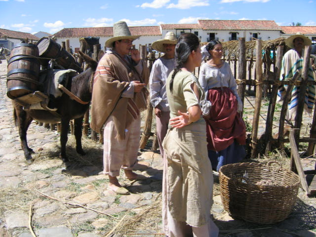 Mercado y campesinos