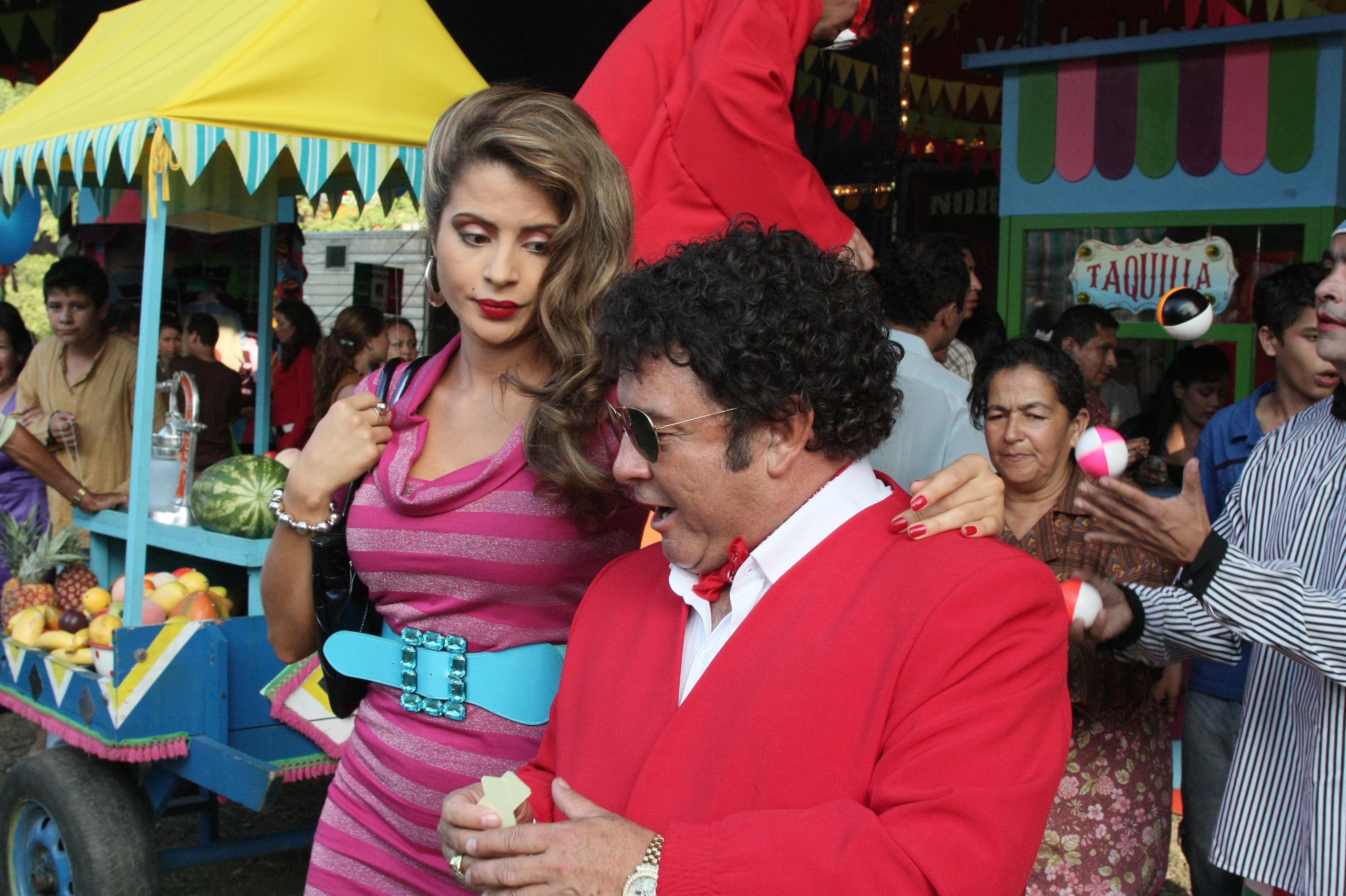 Leonor y Manolo Perez 80s