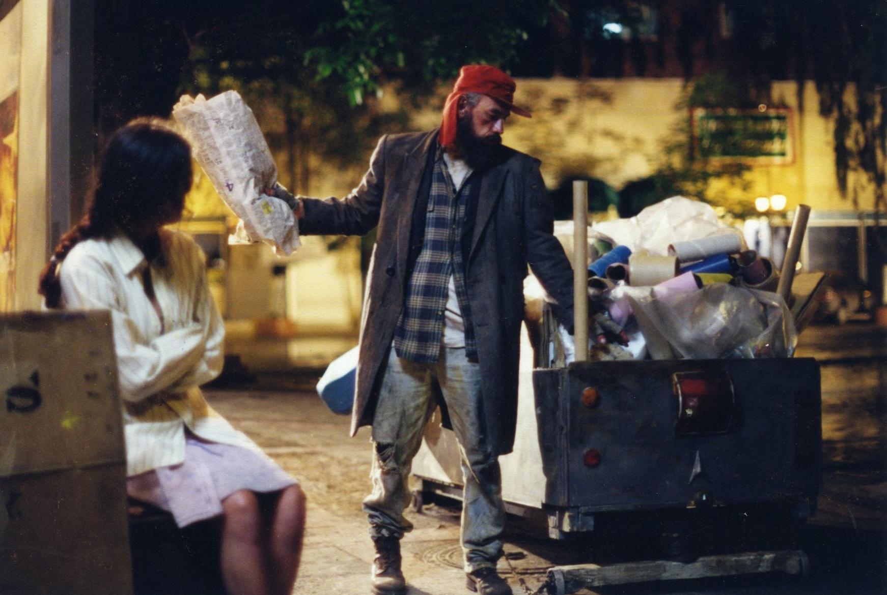 Reciclador ofrece ayuda