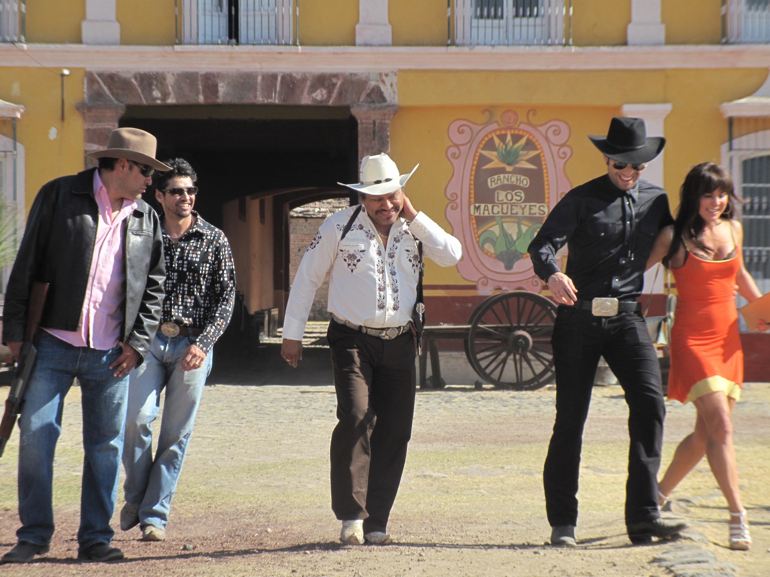 Rancho Culiacan-Locación Teotihuacan