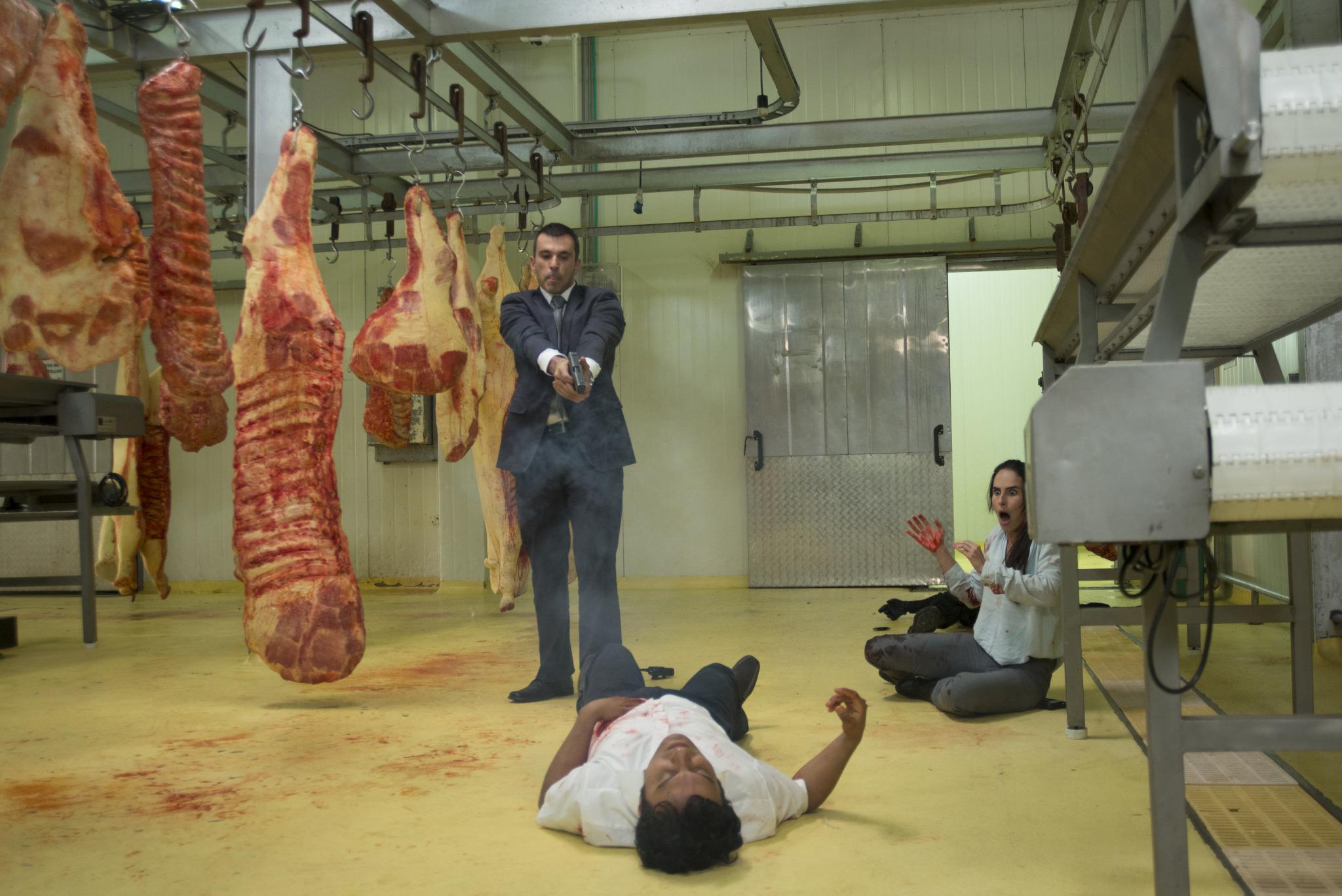Frigorífico - carne en canal dummy